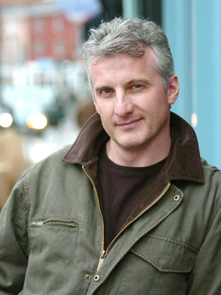 David J Cummins photo - approachable genuine
