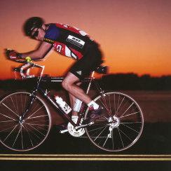 David J Cummins Marathon Cycling