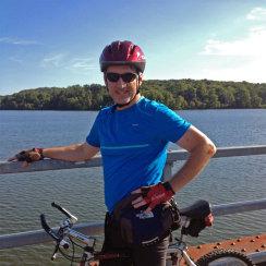 David J Cummins Mountain Biking