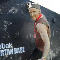 David J Cummins Spartan Adventure Race